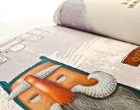 Se llena la bodega - Book Design and Illustration