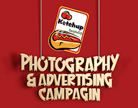 KETCHUP I PHOTOGRAPHY&ADVERTISING CAMPAIGN