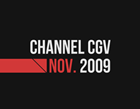 Channel CGV Monthly Promotion