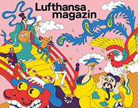 Lufthansa magazin