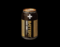 Battery // Brand identity