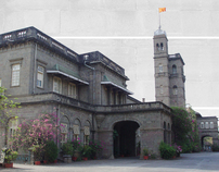 Conservation of the Main Building of University of Pune