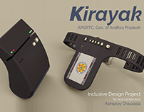 Kirayak - aid to bus conductors
