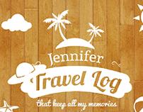 My Travel Log intro