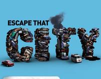 Escape that