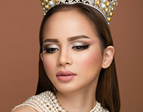 JANELA JOY CUATON, Mutya ng Pilipinas title holder 2015