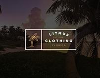 Litmus Clothing Branding (Concept)
