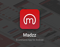 Madzz: Ecommerce App for Android