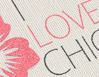 I LOVE CHIC - Logo Design