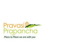 Pravasi prapancha  Brand logo and web page