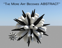 The More Art Becomes Abstract