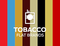 Tobacco Flat Brands