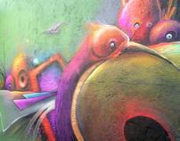 graffiti - streetart 2012