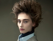 Hair Campagin Yoel Braami '12