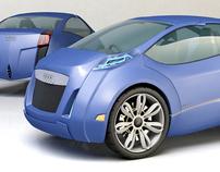 Audi Contour concept