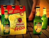 Borsodi Beer - Bite