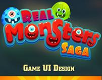 Real Monster Saga (Game Design)