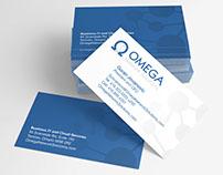 BRANDING: Omega Network Solutions