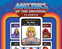 He-Man Collaboration project