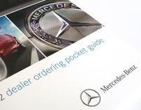 Mercedes-Benz Dealer Ordering Pocket Guide 2012