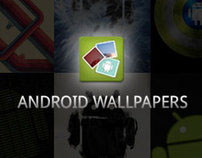 Droid Wallpapers - Android App