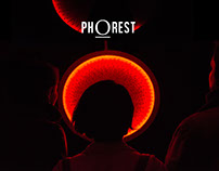 PHOREST . Led Light Installation