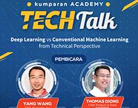 poster tech talk