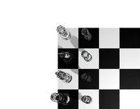 Tablero de ajedrez / Chessboard / 3D Studio Max Render