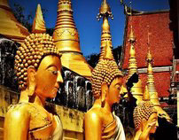 Mae Sot - Thailand