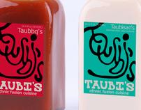 Taubi's ethic fusion sauces