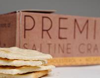 Saltine Package