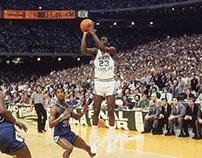 Michael Jordan's Career As a Tar Heel