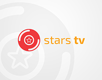 """Propozycja logo dla """"Stars TV"""""""