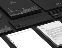 Factura Project Management Branding