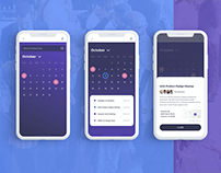 Meetups App