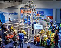 The Machine - Interactive Museum Exhibition