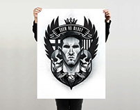 Lionel Messi design for Shwapsies