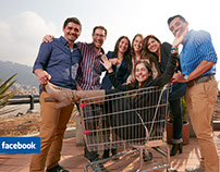 Facebook Colombia , Corporate Portraits