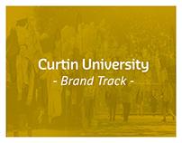 Curtin University | Brand Track
