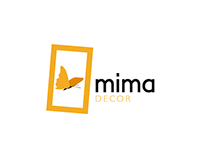 Mima Decor | Identidade visual