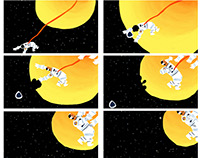 Spacewalk - Presentation Storyboards