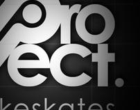 Project Wakeskates Logo