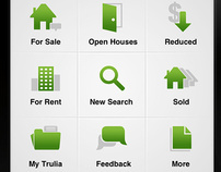 Trulia iPhone App