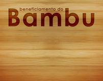 Laminado de Bambu no Design