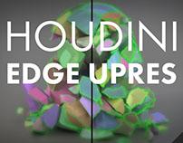 Houdini Edge Upres