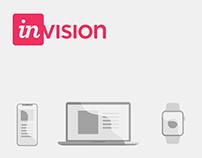 Invision — Responsive Design Feature