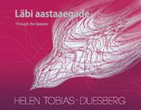 CD-cover and booklet for Alumni Female Choir of TTU