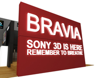SONY Expo Stand - Decorex 2010
