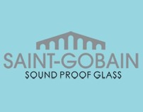 Saint gobain sound proof glass-campaign