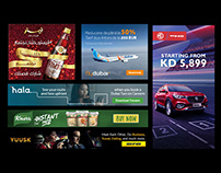 html5 banners google ads designs